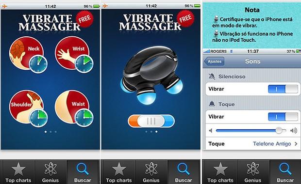 Já imaginou que, um dia, você poderia usar seu celular como vibrador? (Foto: Reprodução)