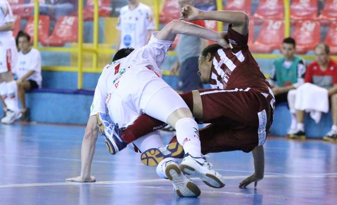 Orlândia x Atlântico Erechim, Liga Nacional de Futsal (Foto: Márcio Damião / ADC Intelli)