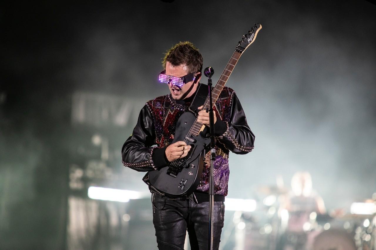 Muse no Rock In Rio 2019 (Foto: Felipe Monteiro / Multishow)