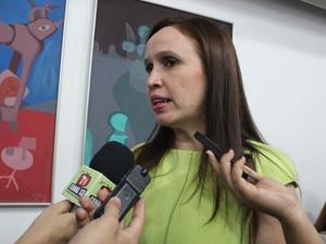 Superintendente da Suparc explicou o trabalho das concessionárias (Foto: Catarina Costa/G1)