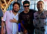 Saulo sai três dias sem corda em Salvador; veja agenda do 'triângulo'