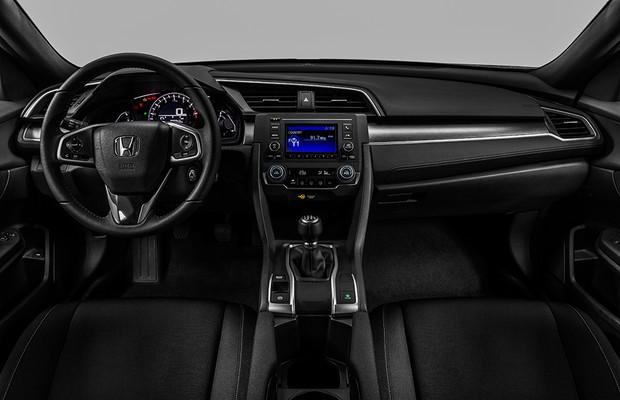 Honda Civic (Foto: divulgação)