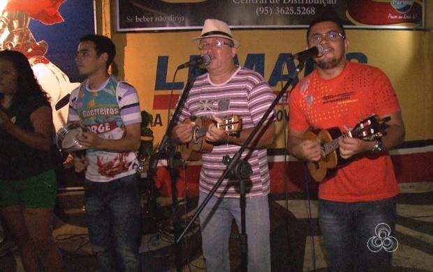 Bloco Guerreiros de Jorge deve animar o carnaval em Boa Vista (Foto: Bom Dia Amazônia)