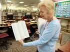 Grupo cria petição contra expulsão de gato de biblioteca nos EUA