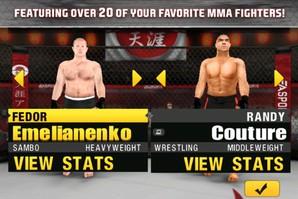 Leve seus adversários ao nocaute com MMA by EA SPORTS