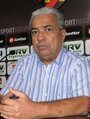 Guilherme Beltrão, diretor de futebol do Sport (Foto: Aldo Carneiro / Pernambuco Press)