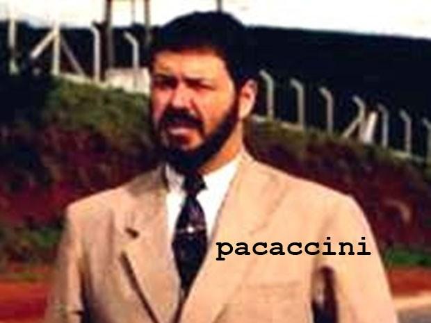 Vitorio Pacaccini ET de Varginha (Foto: Arquivo / Revista Ufo)