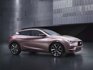 Infiniti Q30 Concept será mostrado em Frankfurt (Foto: Divulgação)