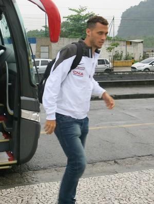 Neto Santos (Foto: Bruno Giufrida)