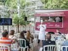 'Parada Truck', em Maringá, tem aulas com chefs, gastronomia e música
