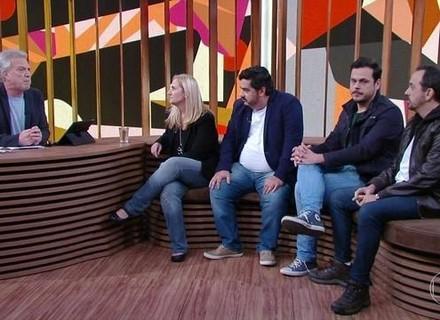 Criadores do Sensacionalista contam no 'Conversa com Bial' como fabricam piadas