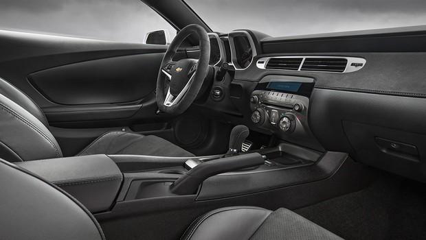Chevrolet Camaro Z28 (Foto: Motor Trend/NYT Syndicate)