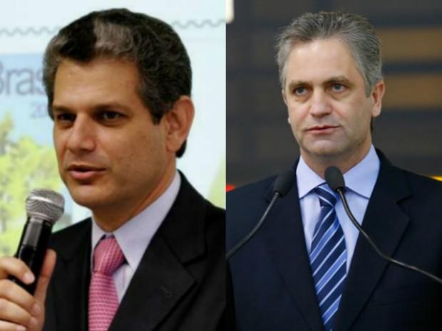 Silvio Barros (PP) e Ulisses Maia (PDT) vão para o segundo turno (Foto: Divulgação)