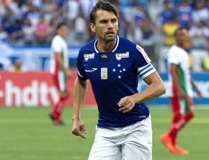 Paulo André, Cruzeiro x Boa Esporte (Foto: Marcos Fialho / Ag. Estado)