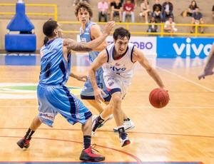 basquete Franca x Sorocaba (Foto: Divulgação / Newton Nogueira)
