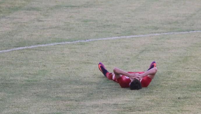 Fluminense x Internacional Inter Rodrigo Dourado (Foto: Eduardo Deconto/GloboEsporte.com)
