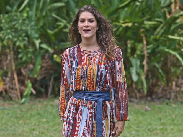Priscila Fantin interpreta a contadora Solange e encobrirá falcatruas (Foto: Pedro Curi/Gshow)