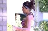 Ana Paula discute com Juliana e bailarina diz: 'Não vou me colocar na reta para te livrar'