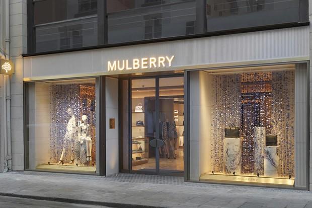 Mulberry dobra o espaço da sua loja em Paris