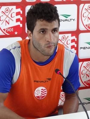 Ronaldo Alves - Náutico (Foto: Pedro Costa/GloboEsporte.com)