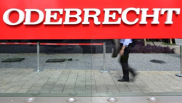 Sede da Odebrecht (Foto: Paulo Whitaker/Reuters)