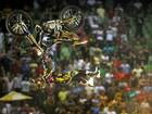 Piloto de motocross Joaninha se apresenta nesta quinta na Expoac
