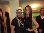 Zezé Di Camargo e Luciano ganham homenagem em escola de samba