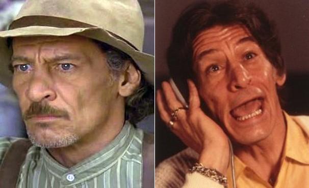 Jim Valley em 'A Família Buscapé' e na dublagem de 'Toy Story' (Foto: Divulgação / Reprodução)