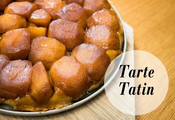 Tarte Tatin (Foto: Leo Horta / Divulgação)