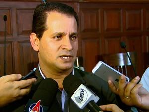 Presidente da CPI afirmou que comissão vai ouvir outras pessoas (Foto: Wilson Aiello/EPTV)