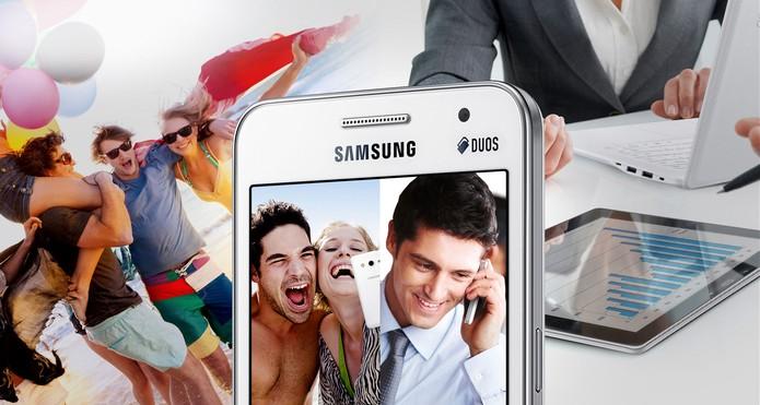 Confira três prós e contras sobre o Samsung Galaxy Core 2 em 2016 (Foto: Divulgação/Samsung)
