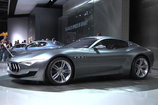 'Alfieri', da Maserati (Foto: Reprodução)