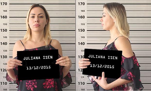 Juliana Isen  (Foto: Iwi Onodera/Arte)