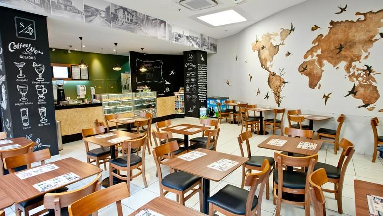Sterna-café-cafeteria-franquia-sp (Foto: Divulgação)