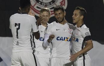 Kazim brilha em estreia, e Corinthians goleia Vasco no Torneio da Flórida