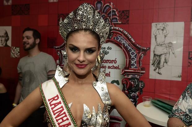 Paloma Bernardi (Foto: Roberto Teixeira / EGO)