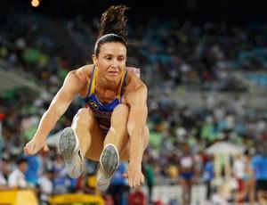 Mundial de Atletismo - Maurren Maggi (Foto: Reuters)