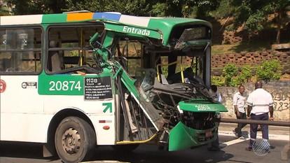 Vítimas de acidente na estação da Lapa têm quadro estável de saúde