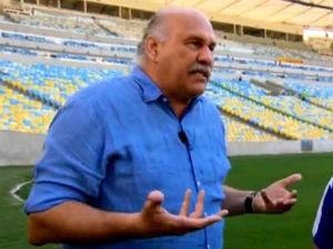 Márcio Canuto fala sobre os 40 anos da TV Gazeta  (Foto: Reprodução/ Rede Globo)
