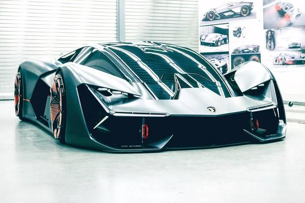 Lamborghini Terzo Millennio (Foto: Divulgação)