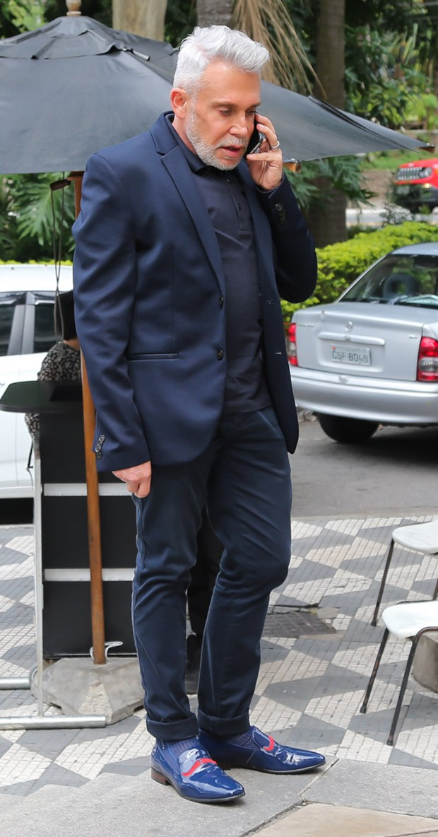 Leo Shehtman (Foto: Manuela Scarpa/Brazil News)