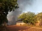 Incêndio atinge almoxarifado da Eletrobras Piauí e causa prejuízos