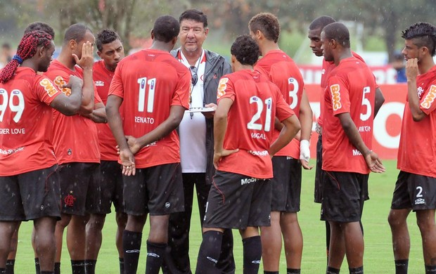 Treino Flamengo (Foto: Alexandre Vidal / Fla Imagem)