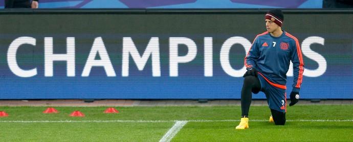 Chicharito Bayer Leverkusen (Foto: Reuters)