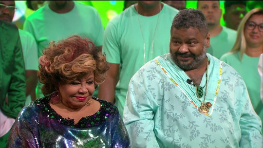 Constelação do samba homenageia samba-enredo que completa 35 anos