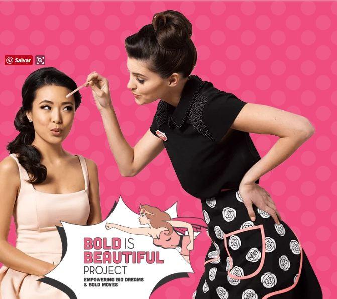 Projeto Bold is Beautiful reverte lucros dos serviços de design de sobrancelha para ONGs (Foto: Reprodução)