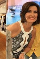 No 'Encontro', Fátima Bernardes usa look igual ao de Bruna Marquezine