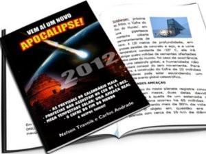 Travnik fala sobre profecias e ameaças para o universo na revista (Foto: Arquivo Pessoal)