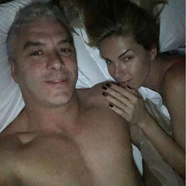 Alexandre Correa e Ana Hickmann (Foto: Reprodução/Instagram)