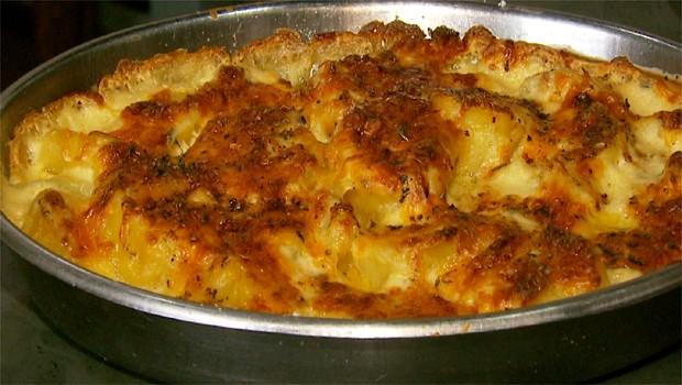 Receita deliciosa de Fernando Kassab é fácil e rápida de fazer  (Foto: Reprodução EPTV)